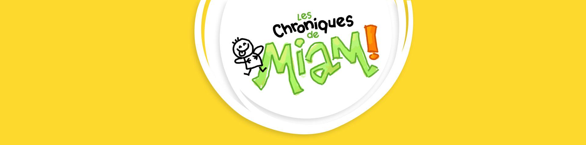 Logo Chronique de Miam