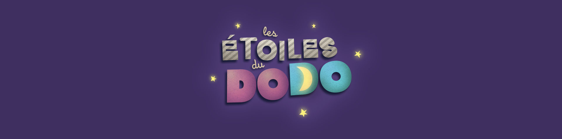 Logo Les Étoiles du dodo