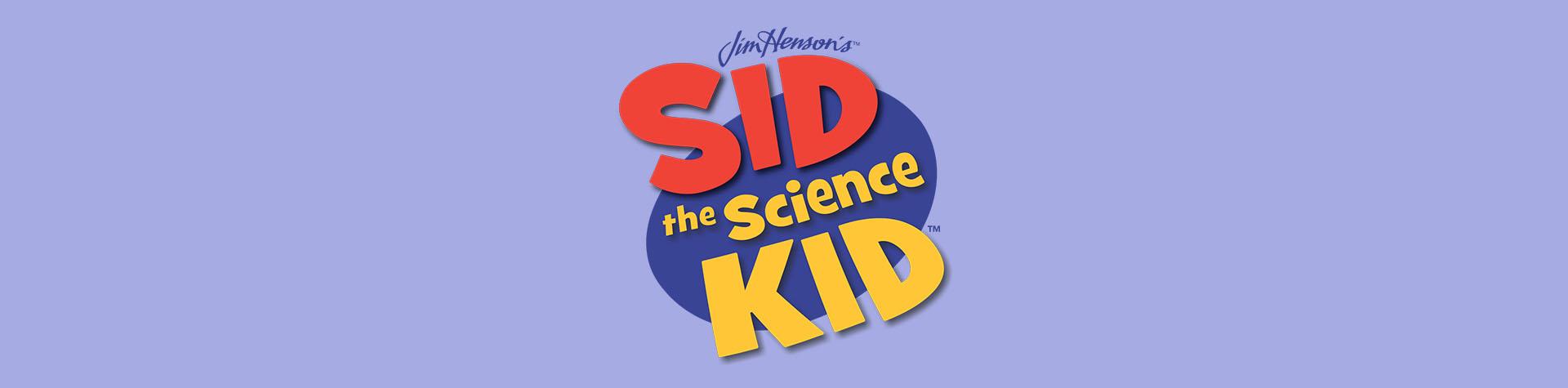 Logo Sid the Science Kid