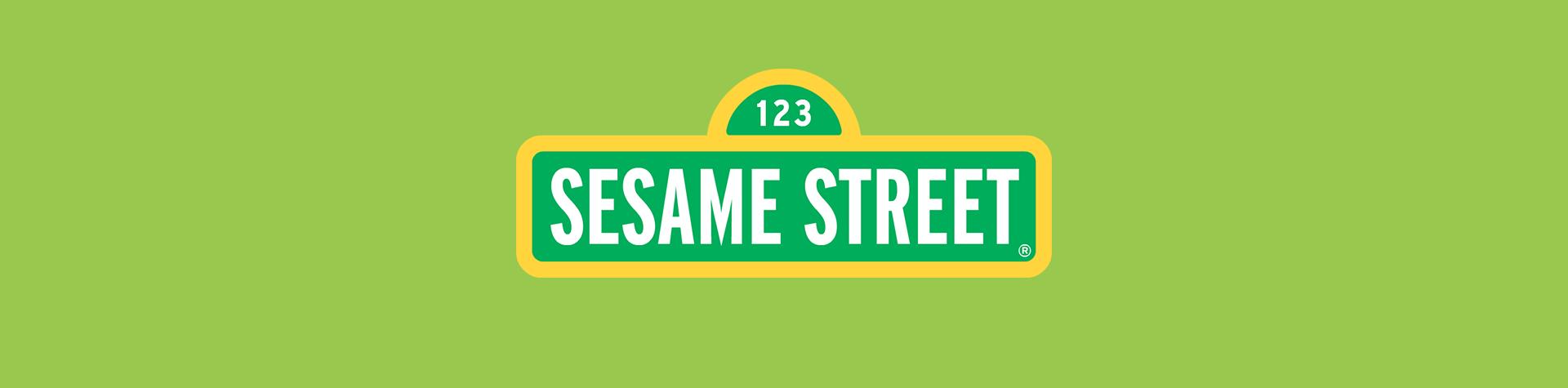 Logo Sesame Street