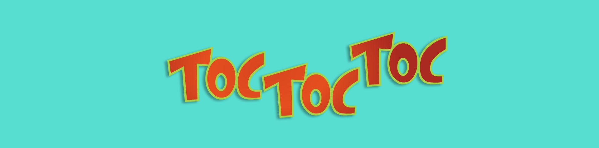 Logo Toc toc toc