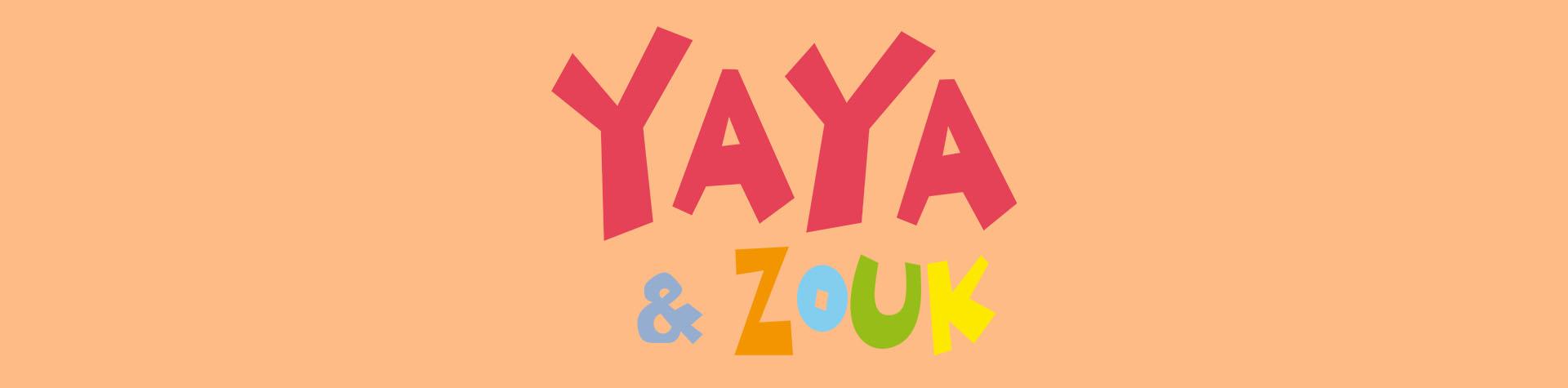 Yaya et Zouk -Large