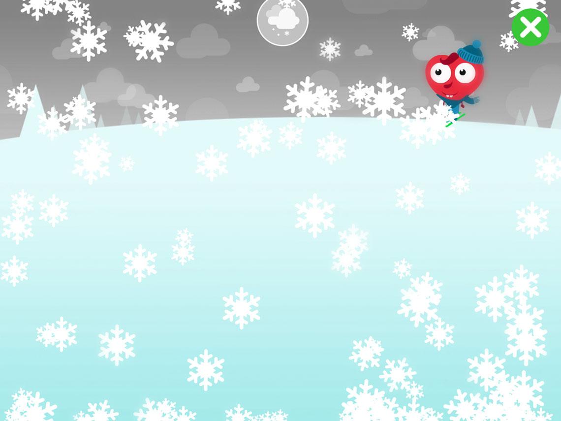 Capture écran météo