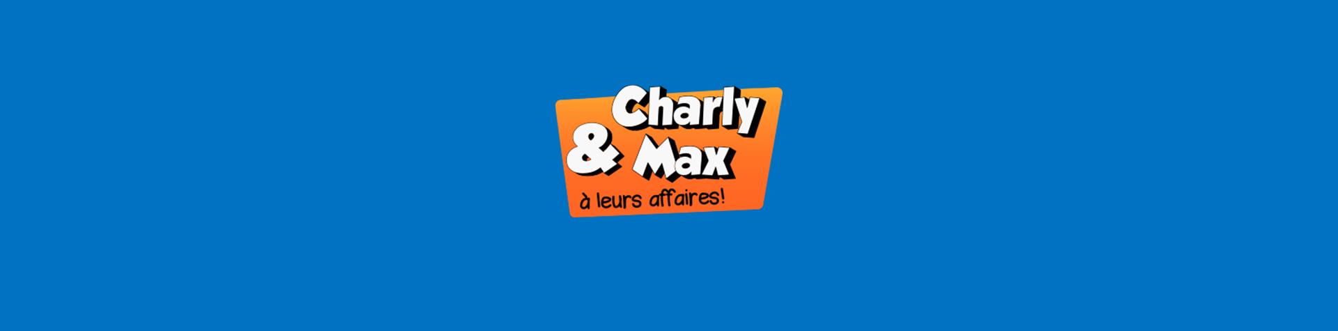 Logo Charly & Max