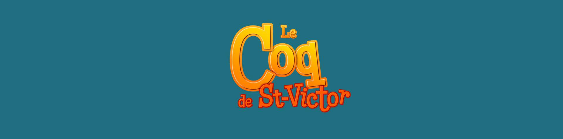Logo Le Coq de St-Victor