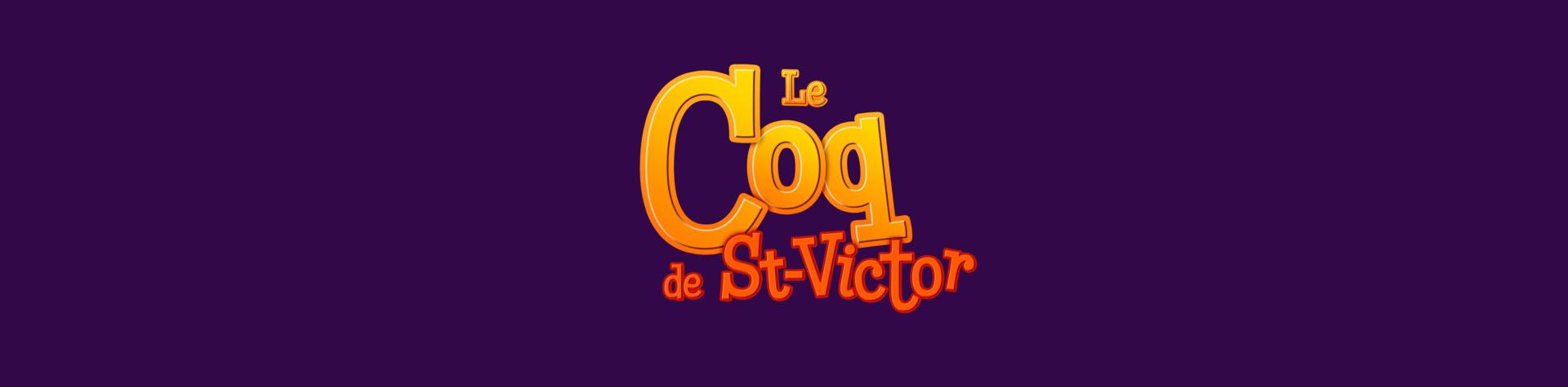 Le logo Le Coq de St-Victor L'Alarme