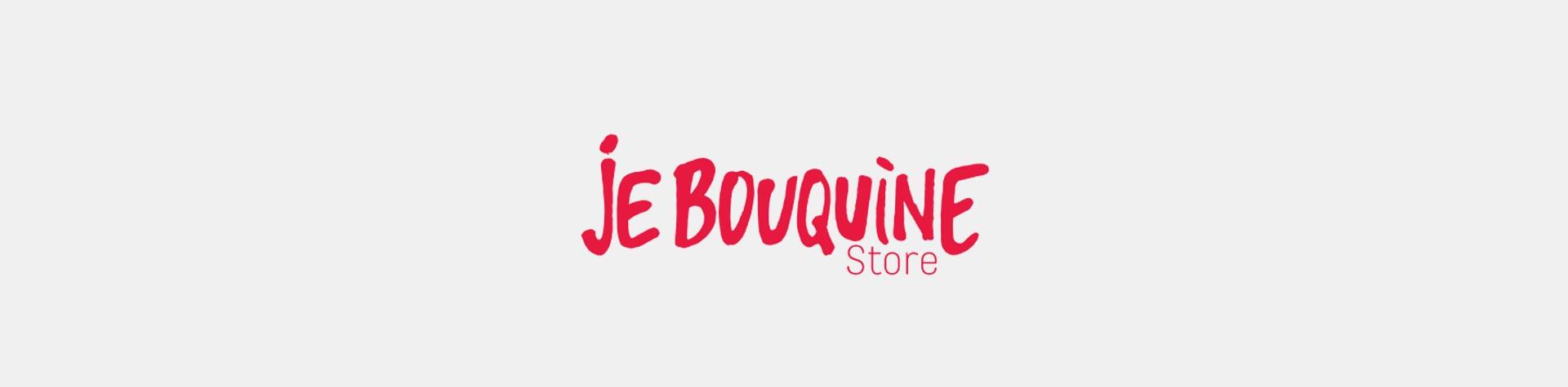 Logo Je Bouquine Store