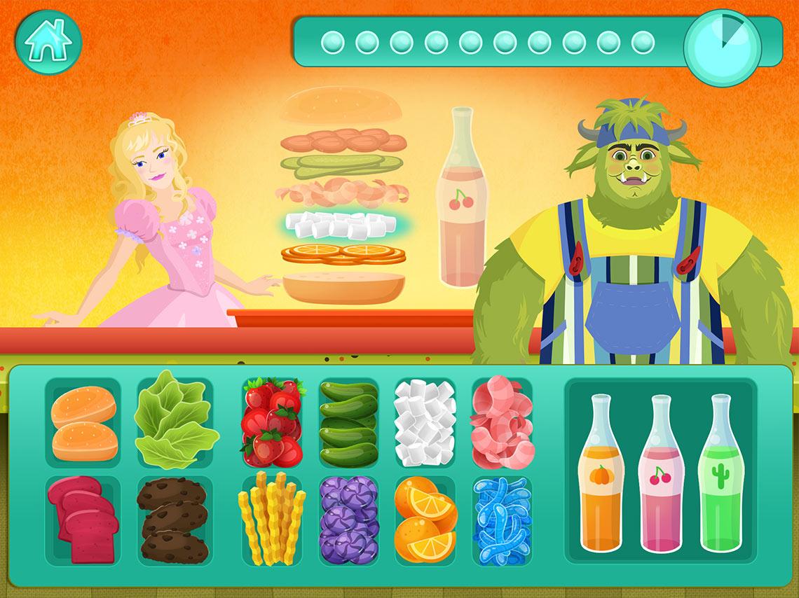 Capture écran jeu de Baragouin