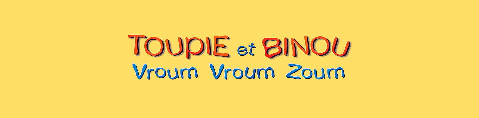 Logo Toupie et Binou